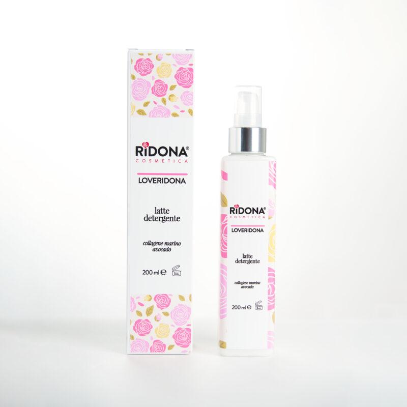 Latte Detergente - Ridona Cosmetica