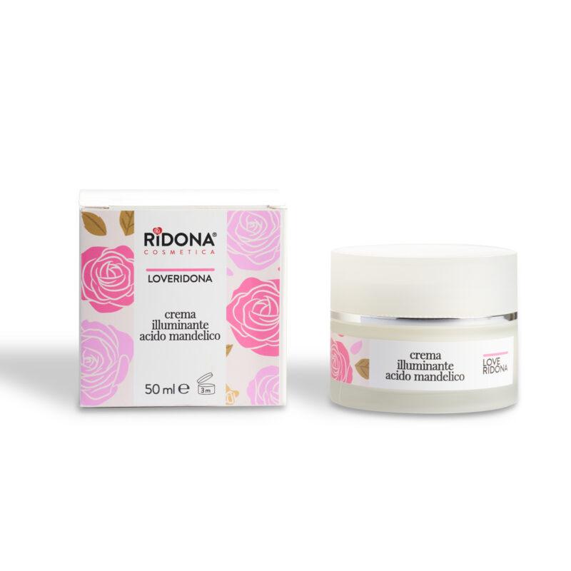 Crema Illuminante Acido Mandelico - Ridona Cosmetica